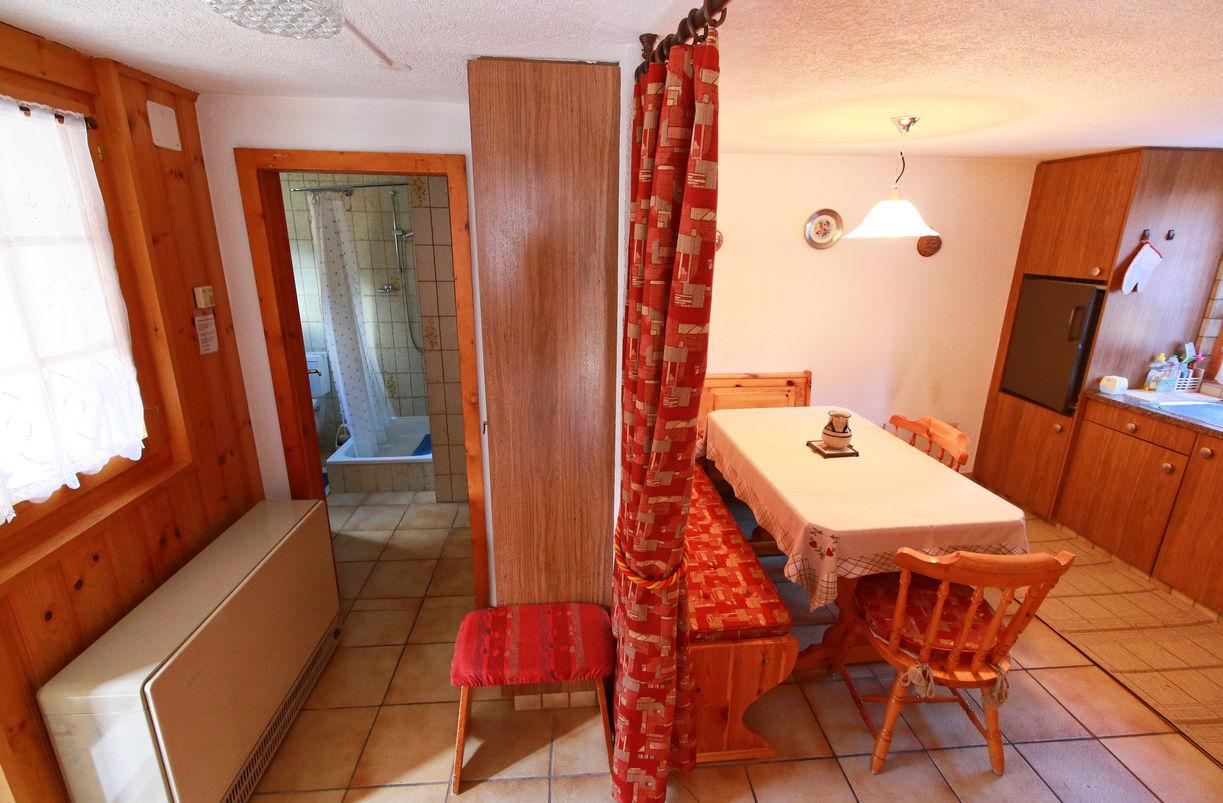 Appartement étage inférieur – Chalet Le Roc
